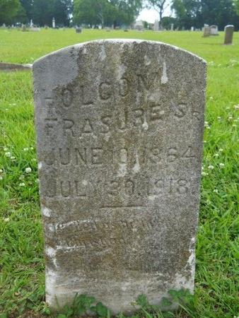 FRASURE, HOLCOM, SR - Caddo County, Louisiana | HOLCOM, SR FRASURE - Louisiana Gravestone Photos