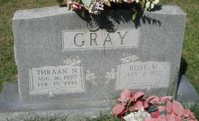 GRAY, ROSE M (OBIT) - Caddo County, Louisiana | ROSE M (OBIT) GRAY - Louisiana Gravestone Photos