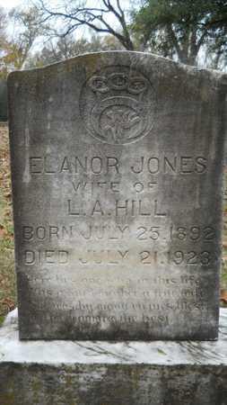 JONES, ELANOR - Caddo County, Louisiana | ELANOR JONES - Louisiana Gravestone Photos