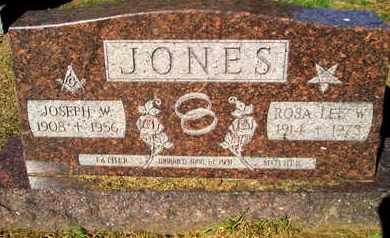 JONES, ROSA LEE - Caddo County, Louisiana | ROSA LEE JONES - Louisiana Gravestone Photos