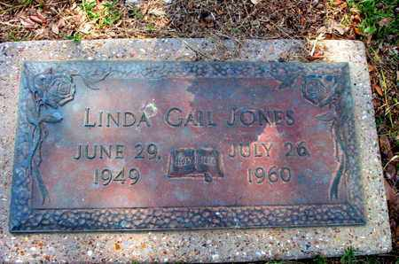 JONES, LINDA GAIL - Caddo County, Louisiana | LINDA GAIL JONES - Louisiana Gravestone Photos