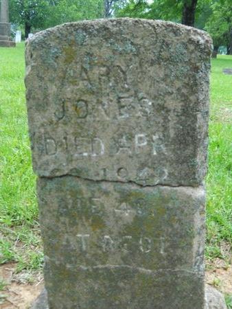 JONES, MARY - Caddo County, Louisiana   MARY JONES - Louisiana Gravestone Photos
