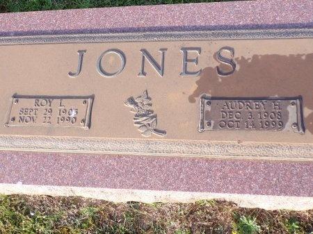 JONES, ROY LEE - Caddo County, Louisiana   ROY LEE JONES - Louisiana Gravestone Photos