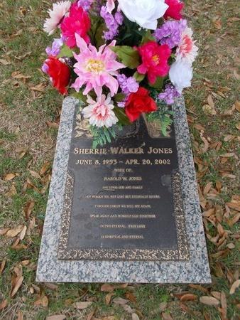 JONES, SHERRIE - Caddo County, Louisiana | SHERRIE JONES - Louisiana Gravestone Photos