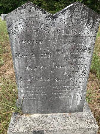 JONES, WM D - Caddo County, Louisiana | WM D JONES - Louisiana Gravestone Photos