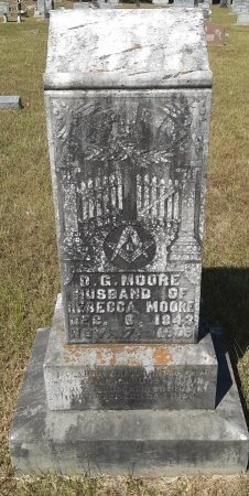 MOORE, DUDLEY GREGORY - Caddo County, Louisiana   DUDLEY GREGORY MOORE - Louisiana Gravestone Photos