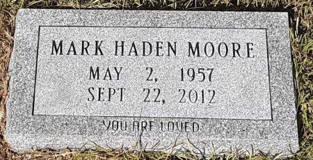 MOORE, MARK HADEN - Caddo County, Louisiana | MARK HADEN MOORE - Louisiana Gravestone Photos