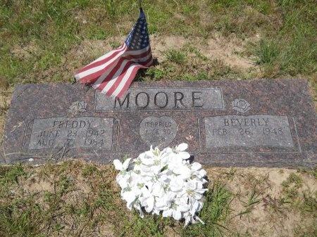 MOORE, WILLIAM FREDDY - Caddo County, Louisiana | WILLIAM FREDDY MOORE - Louisiana Gravestone Photos