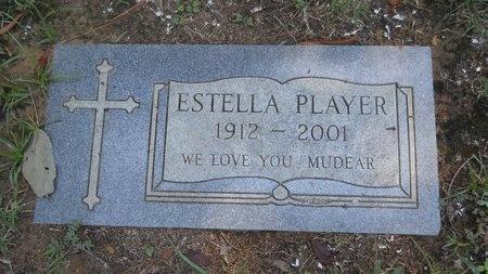 PLAYER, ESTELLA - Caddo County, Louisiana | ESTELLA PLAYER - Louisiana Gravestone Photos