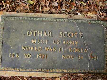SCOTT, OTHAR (VETERAN 2 WARS) - Caddo County, Louisiana | OTHAR (VETERAN 2 WARS) SCOTT - Louisiana Gravestone Photos