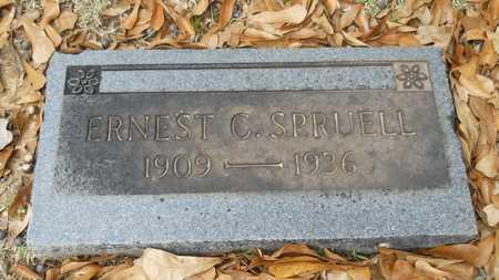 SPRUELL, ERNEST C - Caddo County, Louisiana | ERNEST C SPRUELL - Louisiana Gravestone Photos