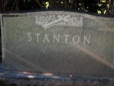 STANTON, FAMILY STONE - Caddo County, Louisiana | FAMILY STONE STANTON - Louisiana Gravestone Photos
