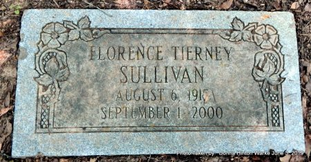SULLIVAN, FLORENCE  - Caddo County, Louisiana   FLORENCE  SULLIVAN - Louisiana Gravestone Photos