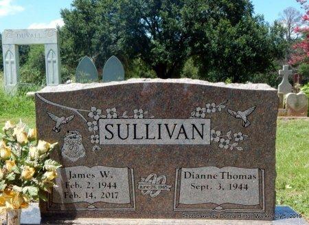 SULLIVAN, JAMES W - Caddo County, Louisiana   JAMES W SULLIVAN - Louisiana Gravestone Photos