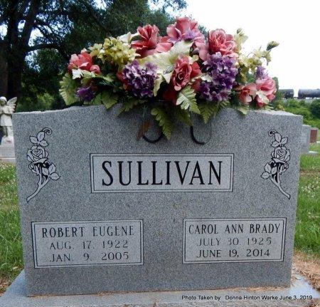 SULLIVAN, CAROL ANN - Caddo County, Louisiana | CAROL ANN SULLIVAN - Louisiana Gravestone Photos