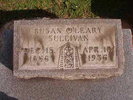 O'LEARY SULLIVAN, SUSAN - Caddo County, Louisiana | SUSAN O'LEARY SULLIVAN - Louisiana Gravestone Photos