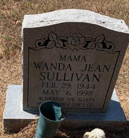 SULLIVAN, WANDA JEAN - Caddo County, Louisiana | WANDA JEAN SULLIVAN - Louisiana Gravestone Photos