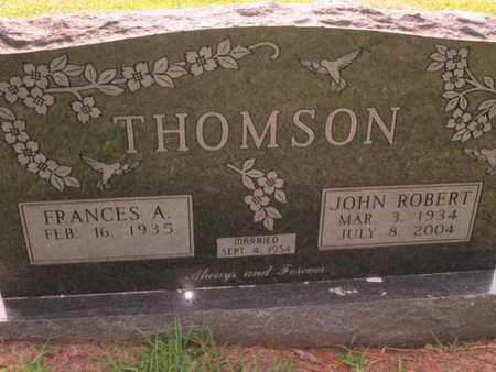 THOMPSON, JOHN ROBERT - Caddo County, Louisiana   JOHN ROBERT THOMPSON - Louisiana Gravestone Photos
