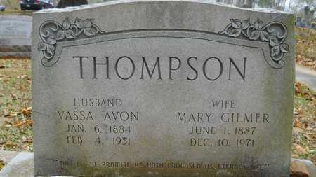 THOMPSON, MARY - Caddo County, Louisiana   MARY THOMPSON - Louisiana Gravestone Photos
