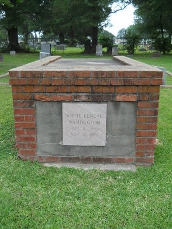 WASHINGTON, FANNIE - Caddo County, Louisiana | FANNIE WASHINGTON - Louisiana Gravestone Photos