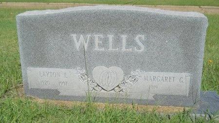 WELLS, LAYTON L - Caddo County, Louisiana   LAYTON L WELLS - Louisiana Gravestone Photos