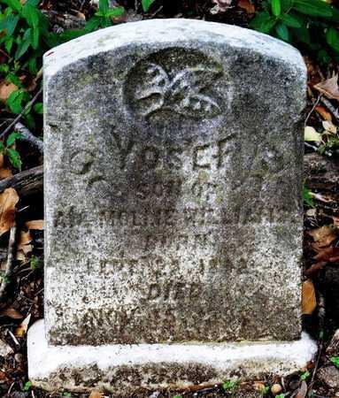 WILLIAMS, YOSEF - Caddo County, Louisiana | YOSEF WILLIAMS - Louisiana Gravestone Photos