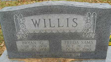 WILLIS, FREDA - Caddo County, Louisiana | FREDA WILLIS - Louisiana Gravestone Photos