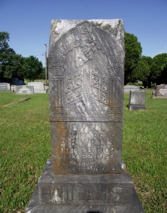 WILLIS, JEWELL - Caddo County, Louisiana   JEWELL WILLIS - Louisiana Gravestone Photos
