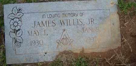 WILLIS, JAMES, JR - Caddo County, Louisiana | JAMES, JR WILLIS - Louisiana Gravestone Photos