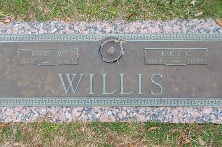 WILLIS, JACK C - Caddo County, Louisiana | JACK C WILLIS - Louisiana Gravestone Photos