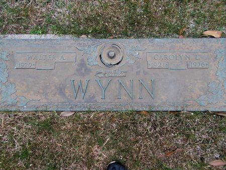 WYNN, CAROLYN L - Caddo County, Louisiana | CAROLYN L WYNN - Louisiana Gravestone Photos