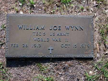 WYNN, WILLIAM JOE (VETERAN WWII) - Caddo County, Louisiana | WILLIAM JOE (VETERAN WWII) WYNN - Louisiana Gravestone Photos