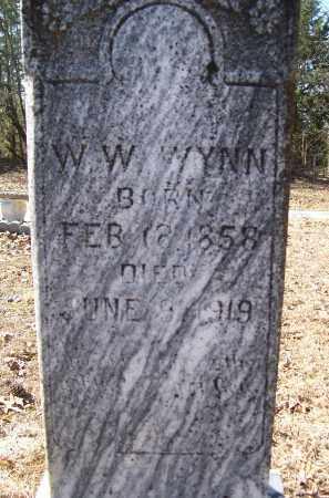 WYNN, WILLIAM WOODSON - Caddo County, Louisiana | WILLIAM WOODSON WYNN - Louisiana Gravestone Photos