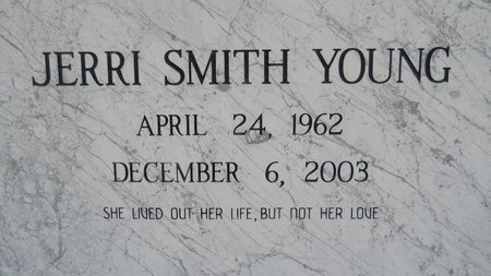 YOUNG, JERRI - Caddo County, Louisiana | JERRI YOUNG - Louisiana Gravestone Photos