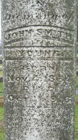 YOUNG, JOHN SMITH (FAMOUS) - Caddo County, Louisiana   JOHN SMITH (FAMOUS) YOUNG - Louisiana Gravestone Photos