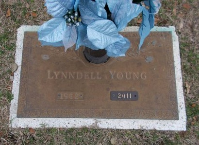 YOUNG, LYNNDELL - Caddo County, Louisiana | LYNNDELL YOUNG - Louisiana Gravestone Photos