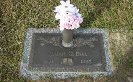 BELL, LILLIAN G. - Calcasieu County, Louisiana | LILLIAN G. BELL - Louisiana Gravestone Photos