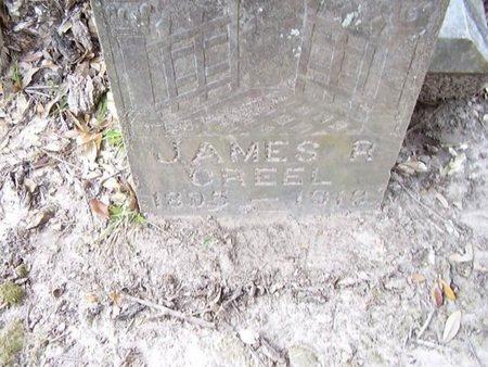 CREEL, JAMES R - Calcasieu County, Louisiana | JAMES R CREEL - Louisiana Gravestone Photos