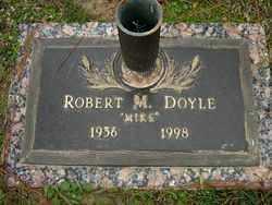 "DOYLE, ROBERT M  ""MIKE"" - Calcasieu County, Louisiana   ROBERT M  ""MIKE"" DOYLE - Louisiana Gravestone Photos"