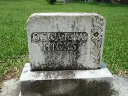 HICKS, OSCAR A (VETERAN CSA) - Calcasieu County, Louisiana   OSCAR A (VETERAN CSA) HICKS - Louisiana Gravestone Photos