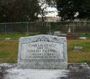 PALERMO, CAMELIA - Calcasieu County, Louisiana | CAMELIA PALERMO - Louisiana Gravestone Photos