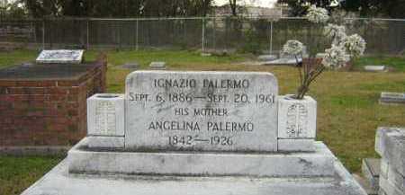 PALERMO, IGNAZIO - Calcasieu County, Louisiana | IGNAZIO PALERMO - Louisiana Gravestone Photos
