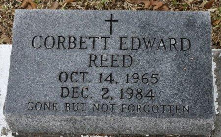 REED, CORBETT EDWARD - Calcasieu County, Louisiana | CORBETT EDWARD REED - Louisiana Gravestone Photos