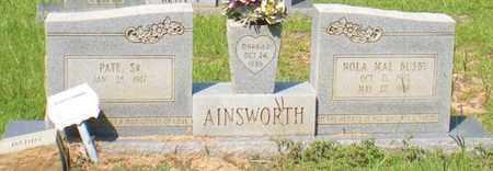 AINSWORTH, NOLA MAE - Caldwell County, Louisiana | NOLA MAE AINSWORTH - Louisiana Gravestone Photos