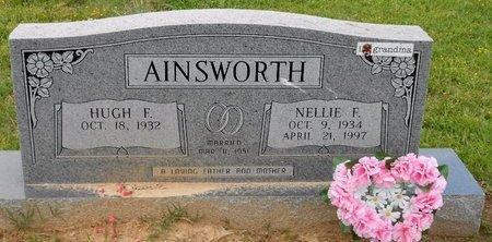 AINSWORTH, NELLIE - Caldwell County, Louisiana | NELLIE AINSWORTH - Louisiana Gravestone Photos