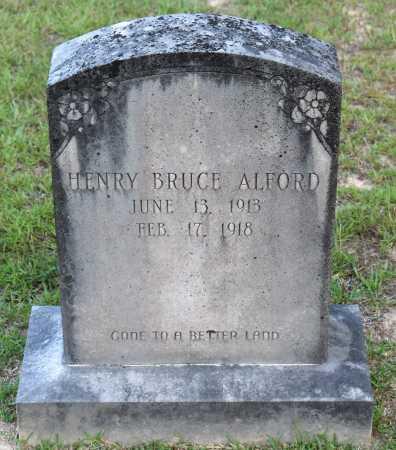 ALFORD, HENRY BRUCE - Caldwell County, Louisiana | HENRY BRUCE ALFORD - Louisiana Gravestone Photos