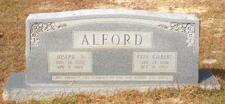 ALFORD, ETTA - Caldwell County, Louisiana   ETTA ALFORD - Louisiana Gravestone Photos