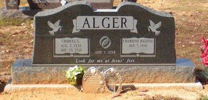 ALGER, CHARLES G - Caldwell County, Louisiana   CHARLES G ALGER - Louisiana Gravestone Photos