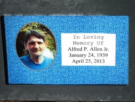 ALLEN, ALFRED P, JR - Caldwell County, Louisiana | ALFRED P, JR ALLEN - Louisiana Gravestone Photos
