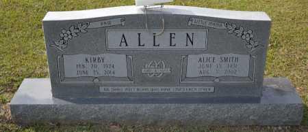 ALLEN, ALICE - Caldwell County, Louisiana | ALICE ALLEN - Louisiana Gravestone Photos
